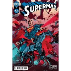 DF SUPERMAN #31 KENNEDY JOHNSON SGN (C: 0-1-2)