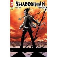 SHADOWMAN (2020) #3 CVR A DAVIS-HUNT