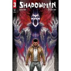 SHADOWMAN (2020) #3 CVR B KIRKHAM
