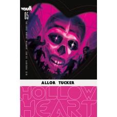 HOLLOW HEART #5 CVR A TUCKER