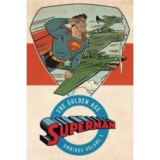 SUPERMAN THE GOLDEN AGE OMNIBUS HC VOL 05