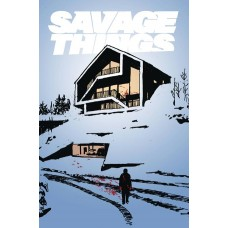 SAVAGE THINGS #8 (OF 8) (MR)