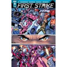 FIRST STRIKE #5 CVR B DUNBAR