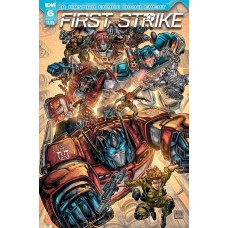 FIRST STRIKE #6 CVR A WILLIAMS II