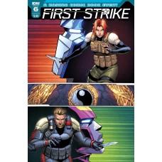 FIRST STRIKE #6 CVR B DUNBAR