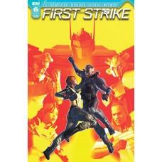 FIRST STRIKE #6 CVR C RONALD