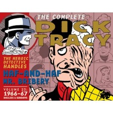 COMPLETE CHESTER GOULD DICK TRACY HC VOL 23