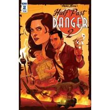 HALF PAST DANGER II DEAD TO REICHS #2 (OF 5) CVR B BYRNE