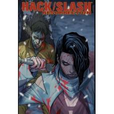 HACK SLASH RESURRECTION #1 CVR B CASELLI (MR)