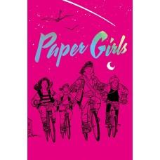 PAPER GIRLS DLX ED HC VOL 01