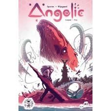 ANGELIC #2 CVR A WIJNGAARD