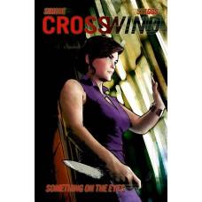 CROSSWIND #5 CVR B STAGGS (MR)