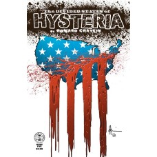 DIVIDED STATES OF HYSTERIA #5 (MR)