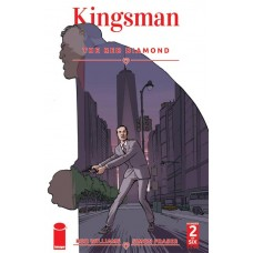 KINGSMAN RED DIAMOND #2 (OF 6) CVR C FRASER (MR)