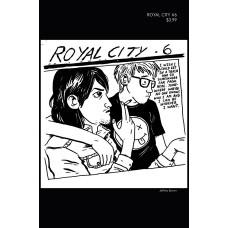 ROYAL CITY #6 CVR B 90S ALBUM HOMAGE VARIANT (MR)