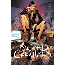 SACRED CREATURES #4 CVR A RAIMONDI (MR)