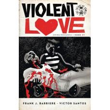 VIOLENT LOVE #9 (MR)