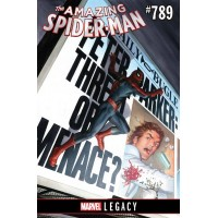 AMAZING SPIDER-MAN #789 LEGACY