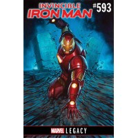 INVINCIBLE IRON MAN #593 LEGACY
