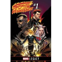 SPIRITS OF VENGEANCE #1 (OF 5) LEGACY