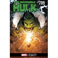 INCREDIBLE HULK #709 LEGACY