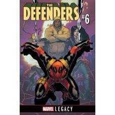 DEFENDERS #6 LEG