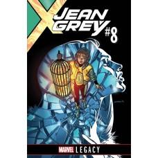 JEAN GREY #8 LEG