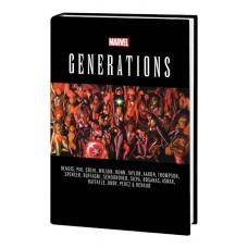 GENERATIONS HC
