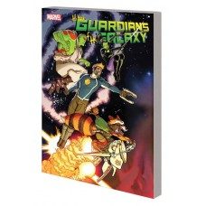 ALL NEW GUARDIANS OF GALAXY TP VOL 01 COMMUNICATION BREAKDOW