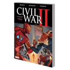 CIVIL WAR II TP