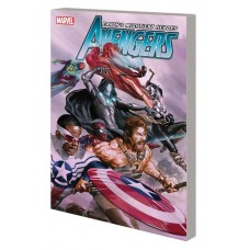 AVENGERS UNLEASHED TP VOL 02 SECRET EMPIRE