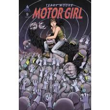 MOTOR GIRL #9 (OF 10)