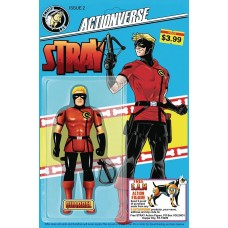 ACTIONVERSE ONGOING #2 STRAY CVR B GOLDING