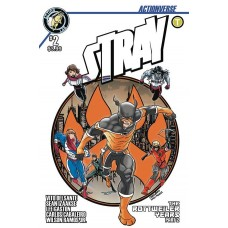 ACTIONVERSE ONGOING #2 STRAY CVR C CABALEIRO
