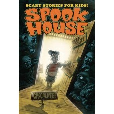 SPOOKHOUSE TP VOL 01