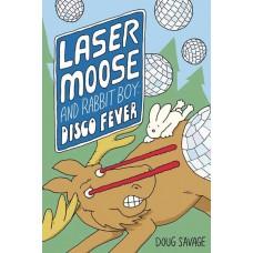 LASER MOOSE & RABBIT BOY DISCO FEVER GN