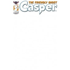 CASPER THE FRIENDLY GHOST #1 BLANK CVR
