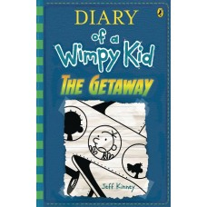 DIARY OF A WIMPY KID HC VOL 12 GETAWAY