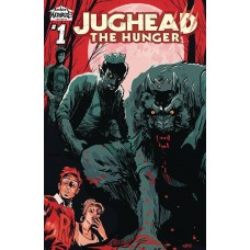 JUGHEAD THE HUNGER #1 CVR C WALSH (MR)
