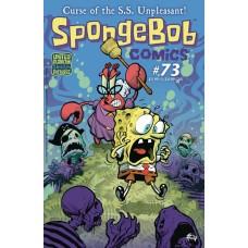 SPONGEBOB COMICS #73