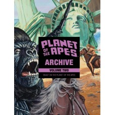 PLANET OF APES ARCHIVE HC VOL 02 BEAST ON PLANET OF APES