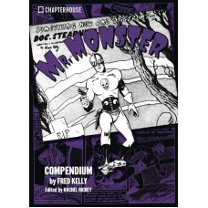 MR MONSTER COMPENDIUM HC