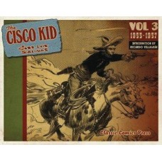CISCO KID JOSE LUIS SALINAS & REED TP VOL 03