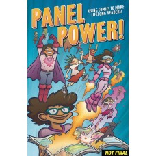 POWER PANEL UK EDITION (BUNDLE OF 50) (Net)