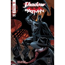 SHADOW BATMAN #1 CVR B VAN SCIVER