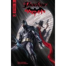 SHADOW BATMAN #1 CVR C ROSS