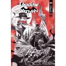 SHADOW BATMAN #1 CVR D NGUYEN