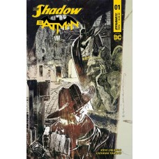 SHADOW BATMAN #1 CVR F SIENKIEWICZ