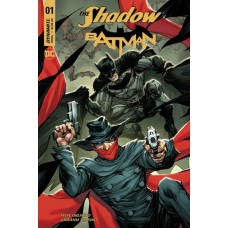 SHADOW BATMAN #1 CVR G PORTER