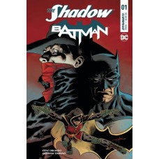 SHADOW BATMAN #1 CVR H TIMPANO EXC SUBSCRIPTION VARIANT